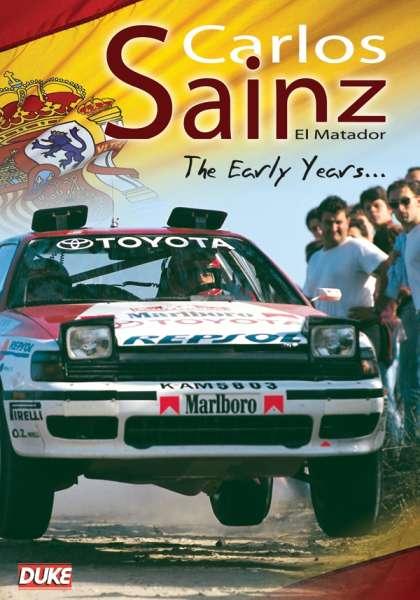 CARLOS SAINZ, EL MATADOR - EARLY YEARS DVD DVD   Zavvi.nl