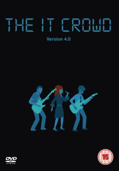 The It Crowd Version 4 0 Dvd Zavvi
