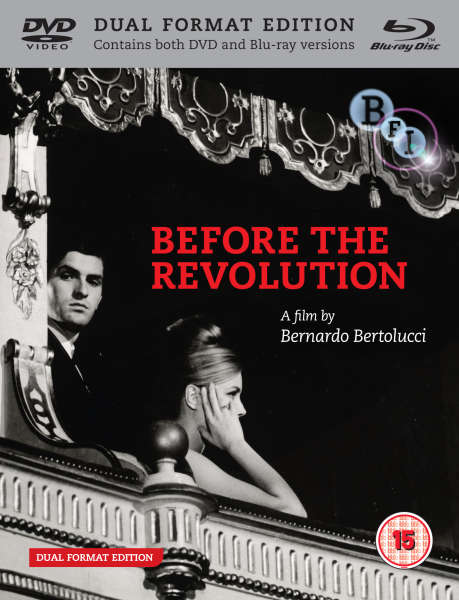 Before the Revolution (Dual Format)