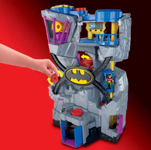 Fisher-Price Bat Cave Toys | Zavvi