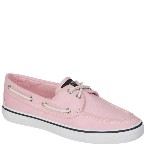 Sperry Women's Bahama 2-Eye Canvas Shoe - Light Rose