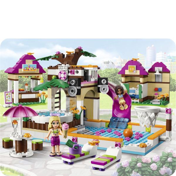 Lego Friends Heartlake City Pool 41008 Toys Thehut Com