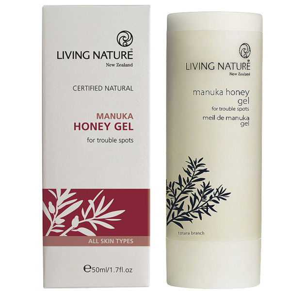 Living Nature Manuka Honey Gel (50ml)