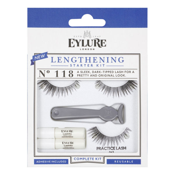 Eylure Lengthening Starter Kit N 118 Eyelash Kits Madame
