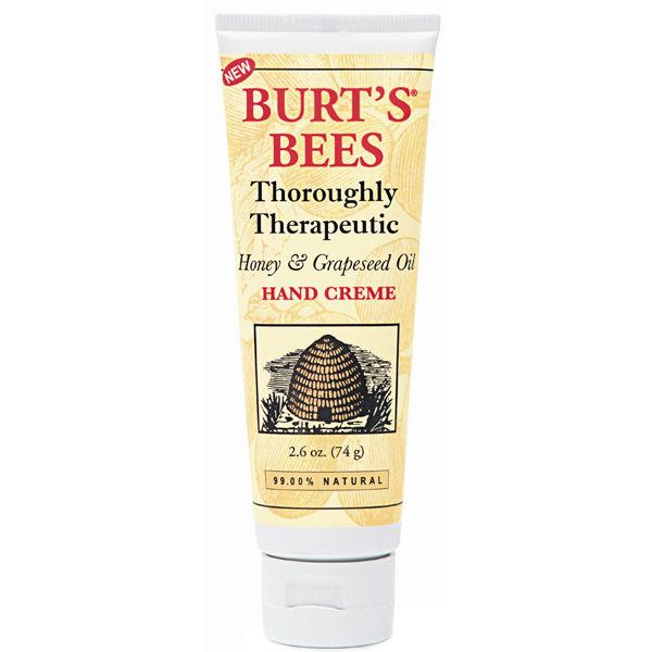 Burt's Bees Hand Creme - Honey & Grapeseed Oil 74g