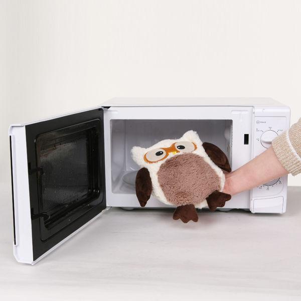 Hooty Heatable Owl