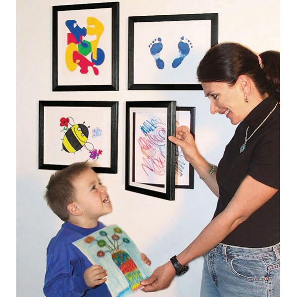 My Lil Davinci Kids Art Frame Image 1