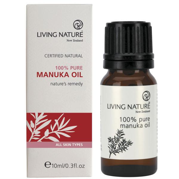 Aceite de manuka Living Nature (10ml)