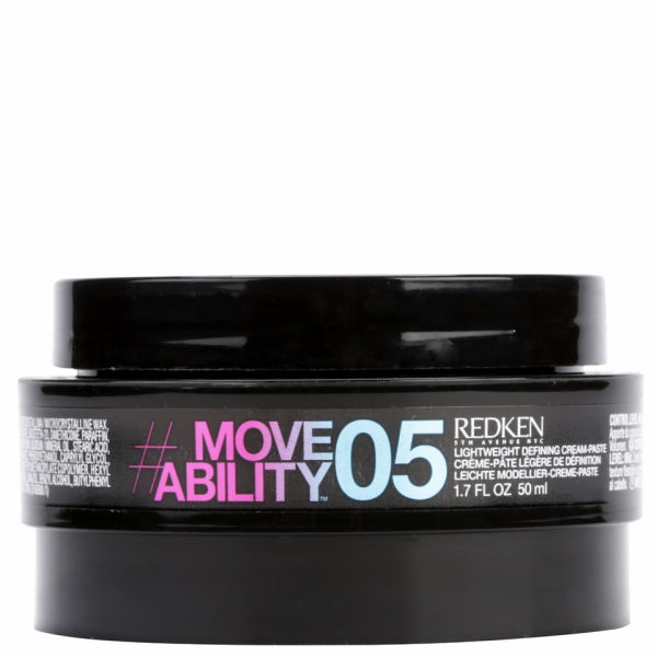 Crema-pasta definición Redken Styling Move Ability 05 (50ml)