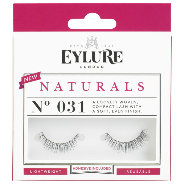 Eylure Lashes nr 031 (Natural)