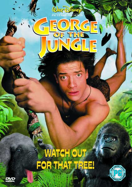 George Of The Jungle Dvd Zavvi
