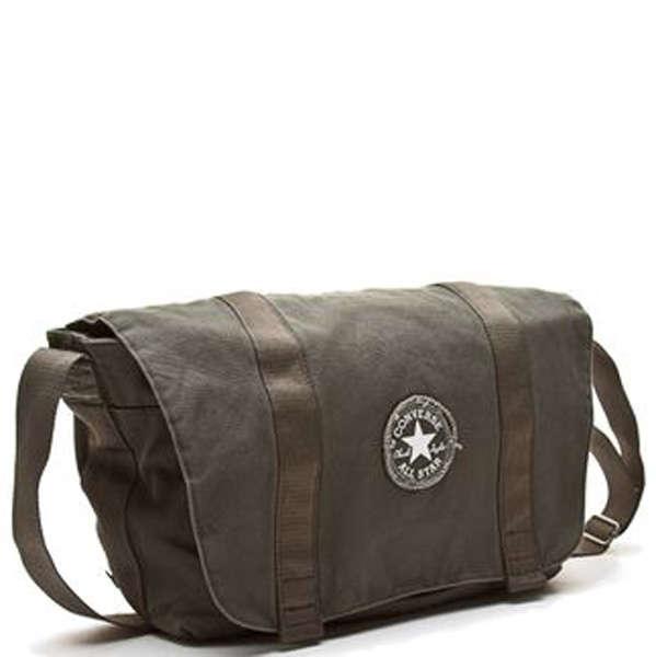 Converse To Go Canvas Messenger bag - Grape leaf colour Clothing ... 3f0b3e3fcf05a