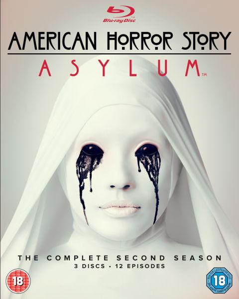 American Horror Story Asylum Saison 2