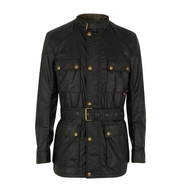Belstaff Men's Roadmaster Jacket - Black