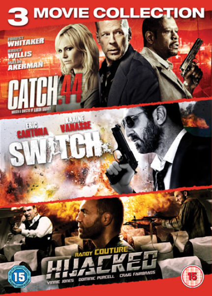 Thriller Triple: Catch .44 / Switch / Hijacked