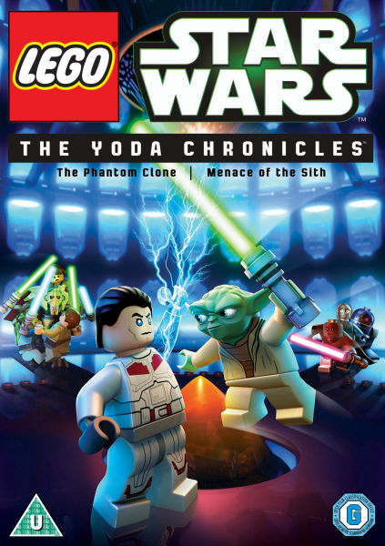 LEGO: Star Wars - The Yoda Chronicles (Includes The Phantom Clone and Menace of the Sith)