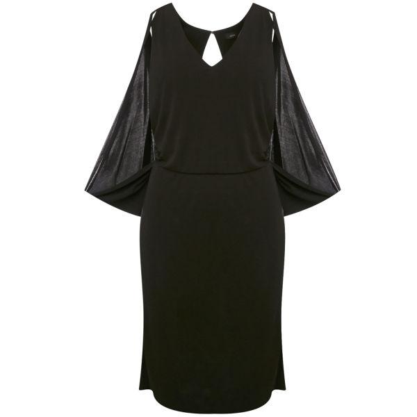 Joseph Women's Martine Viscose Jersey Dress - Black