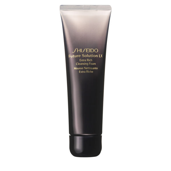 Mousse limpiadora ultra rica Shiseido Future Solution LX Extra Rich Cleansing Foam (125ml)