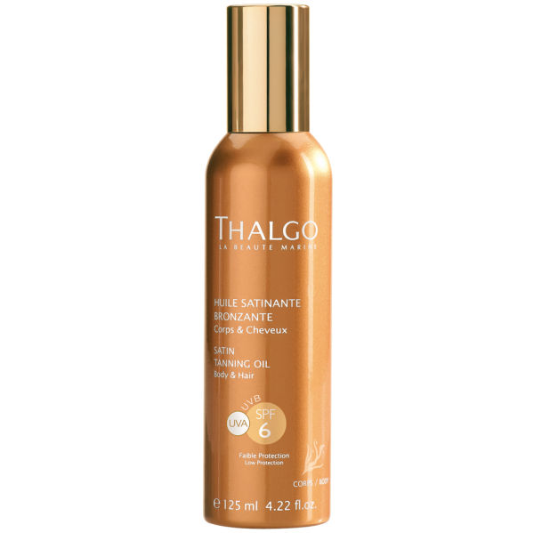Thalgo Satiny Nourishing Oil Spf6 (125ml)