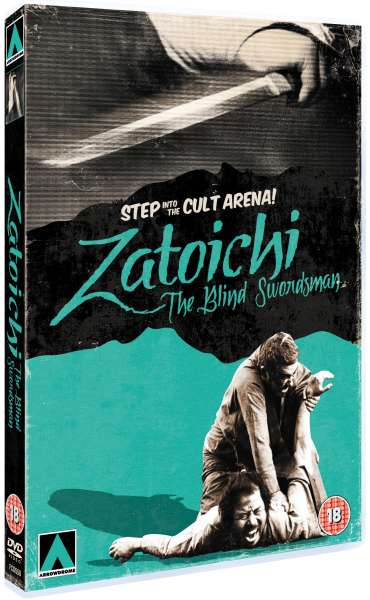 Zatoichi The Blind Swordsman Dvd Zavvi