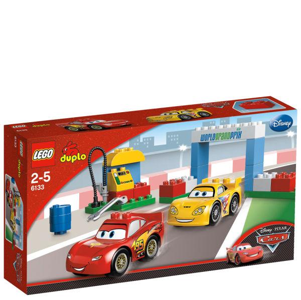 Lego Duplo Cars Race Day 6133 Toys Zavvi