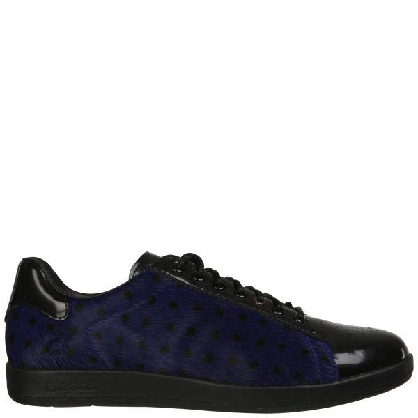 Paul Smith Shoes Women's Trainer Shoes - Rabbit - Indigo/Black