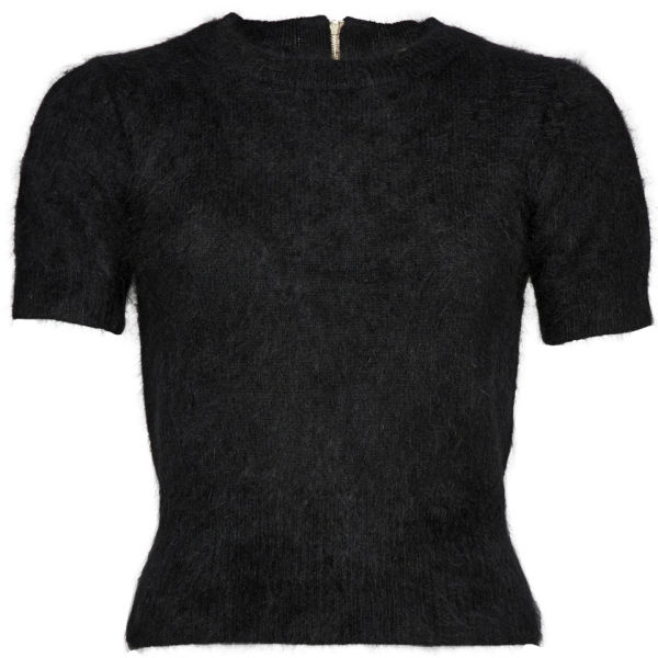 Orla Kiely Women's Angora Top - Black