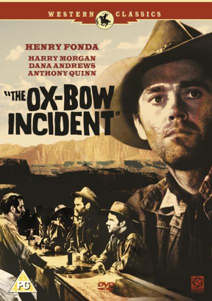 The Ox Bow Incident Dvd Zavvi
