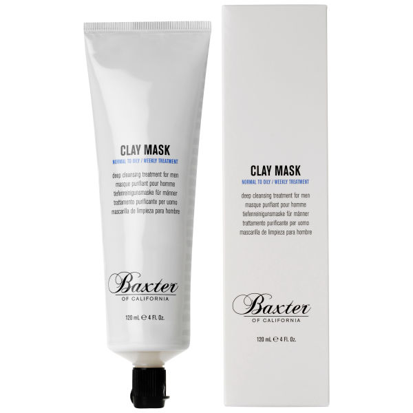 Baxter of California Clarifying Clay Facial Mask (120 ml)