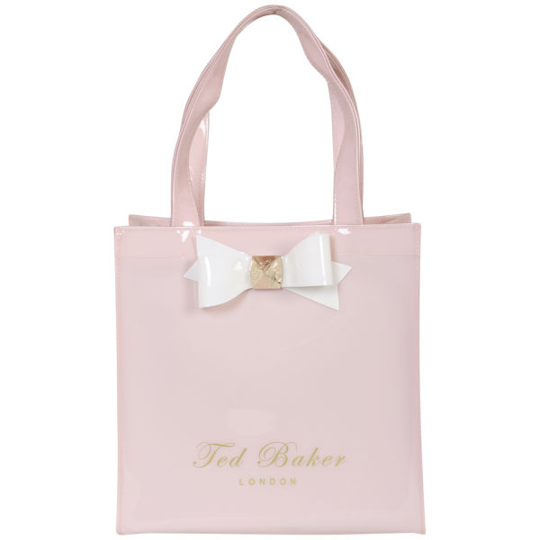ted baker women 39 s lilcon small bow shopper ikon bag baby. Black Bedroom Furniture Sets. Home Design Ideas