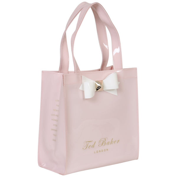 Ted Baker Women S Lilcon Small Bow Shopper Ikon Bag Baby
