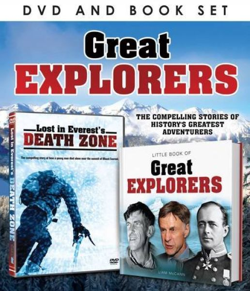 Great Explorers (Includes Book)
