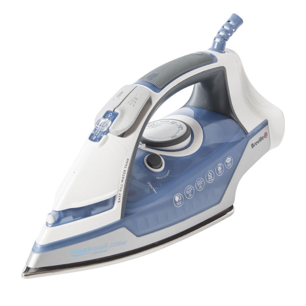 breville iron self clean instructions