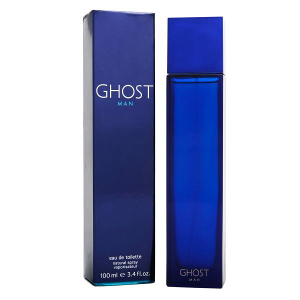 Ghost Man Eau De Toilette 100ml Perfume Zavvi