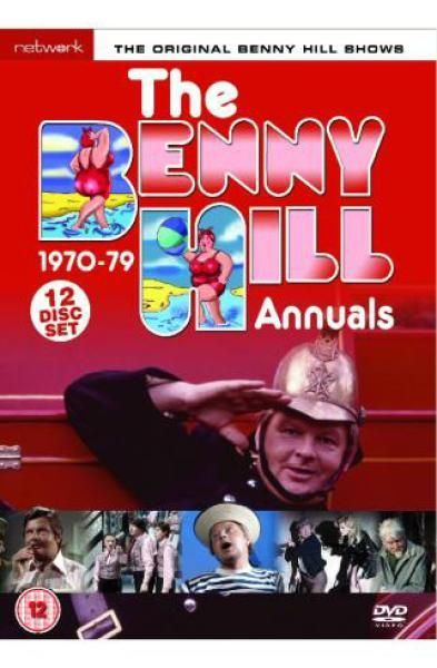 Benny Hill Annuals 1970-1979 - The Complete Box Set