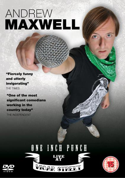 Andrew Maxwell: One Inch Punch  Live at Vicar Street