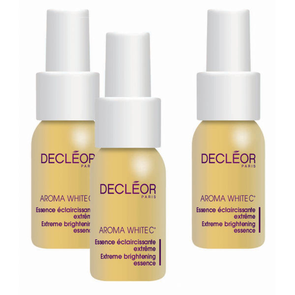 DECLÉOR Aroma White C+ Extreme Brightening Essence (3 X 10 ml)