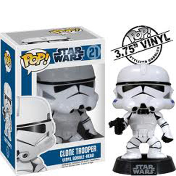Star Wars - Clone Trooper - Pop! Vinyl Figure
