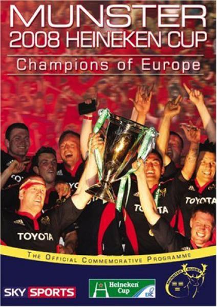 Munster - Champions Of Europe 2008