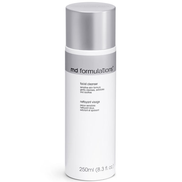 md formulations Facial Cleanser Sensitive Formula Duo (250ml)