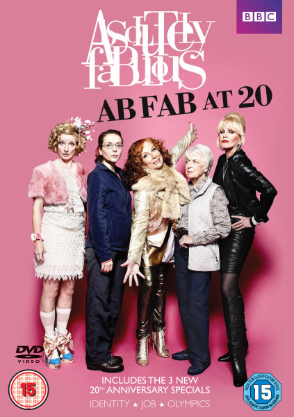 Absolutely Fabulous Ab Fab At 20 The 2012 Specials Iwoot