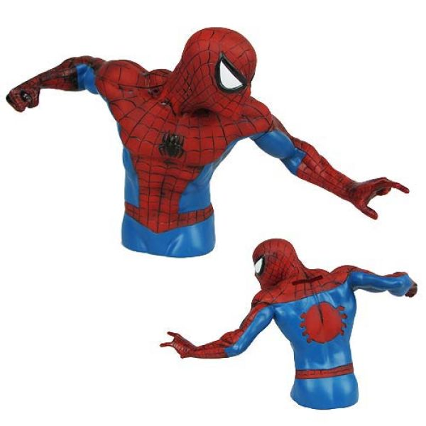 Tirelire Buste Marvel Spider-Man (Version 2)