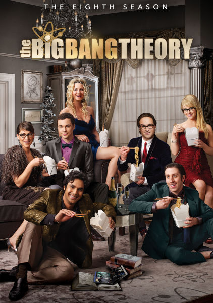 The Big Bang Theory - Season 8