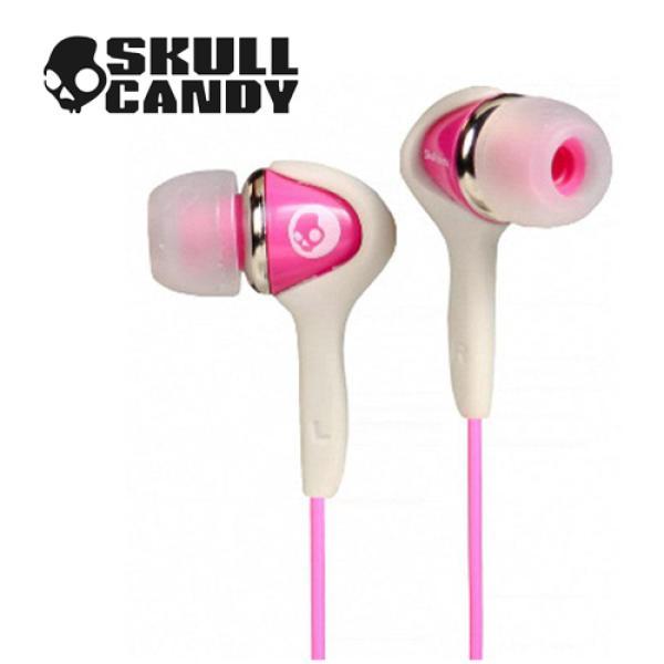 Skullcandy Smokin Bud Headphones Pink Electronics