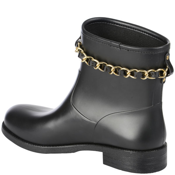 LOVE Moschino Short Rain Boots