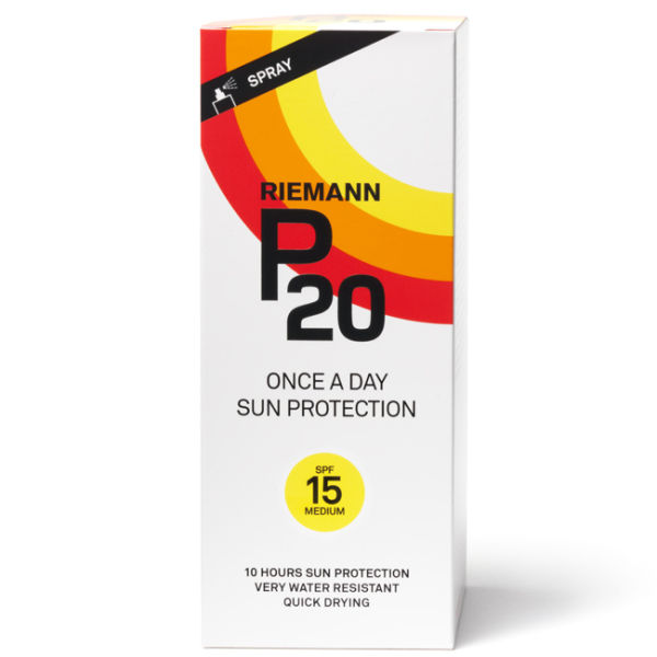 Crema solar Riemann Sun Filter P20 (200ml) SPF15