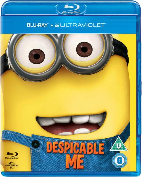 Despicable Me (Includes UltraViolet Copy)