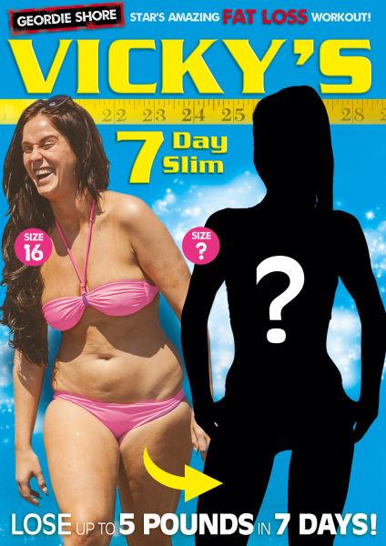 Vicky Pattison's Seven Day Slim