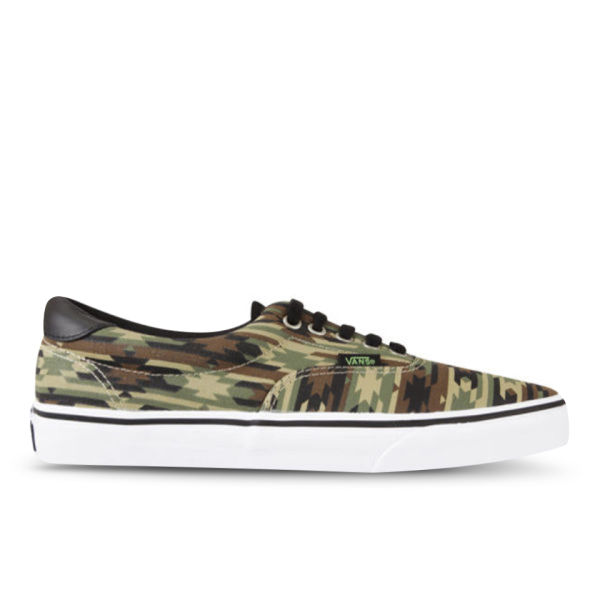 Vans Men s Era 59 Native Camo Trainers - Black Camo  Image 1 5e49b5d3c4d5