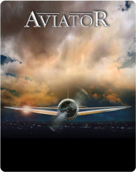 The Aviator - Zavvi Exclusive Limited Edition Steelbook